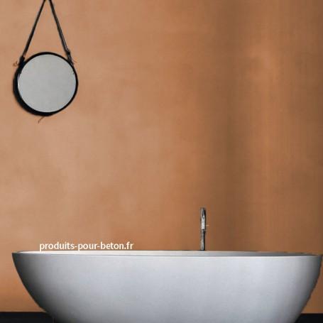 b ton cir pi ce humide pour mur kit pr t l 39 emploi. Black Bedroom Furniture Sets. Home Design Ideas