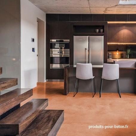 b ton cir sols kit pr t l 39 emploi surface inf rieur 6. Black Bedroom Furniture Sets. Home Design Ideas