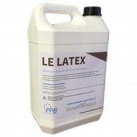 Latex pour liaison ciment - barbotine