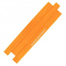 Moule empreinte béton effet bois 3 planches modèle Vérone PPB