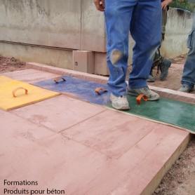 formation b ton d coratif marqu s imprim s cir s centre agr e. Black Bedroom Furniture Sets. Home Design Ideas