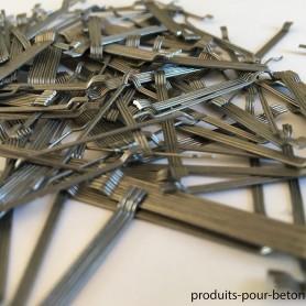 Fibres métalliques 35 mm par 2 doses