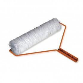 Rouleau à débuller pour chapes liquide ragréages autolissants et des chapes minces auto-nivelantes  45 cm