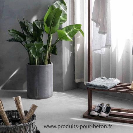 quartz durcisseur min ral pour b ton cir gris clair partir de 25 kg. Black Bedroom Furniture Sets. Home Design Ideas