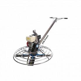 Truelle mécanique -  hélicoptère diamètre 120 thermique - BT TROWELL
