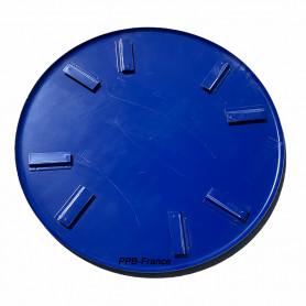 Plateau de lissage peint pour truelle mécanique diamètre 90 - 120
