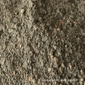 Quartz premix gris anthracite