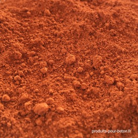 Ocre rouge