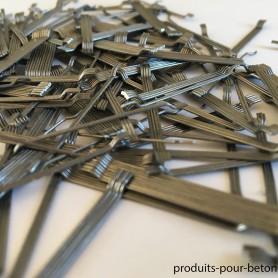 Fibres métalliques 35 mm
