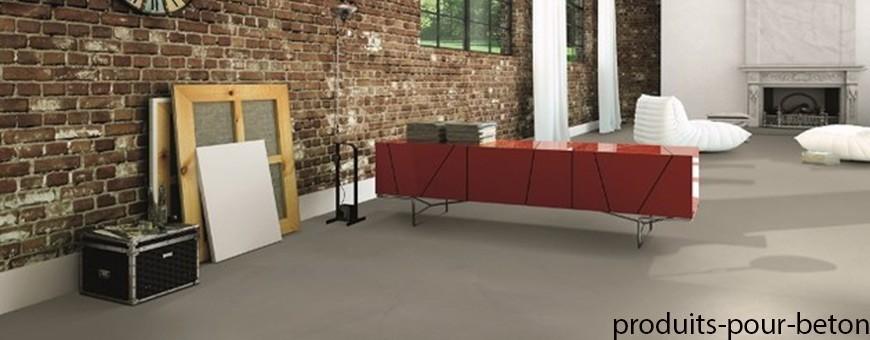chape auto nivelante Weber.floor design pour sols colorés décoratifs