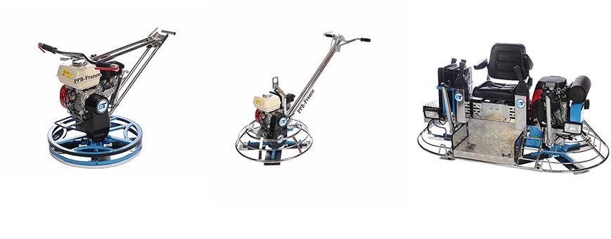 Moskito - Truelles mécanique -Bipales