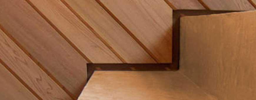 Béton ciré pour escaliers